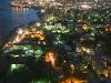 Santo Domingo in der Nacht