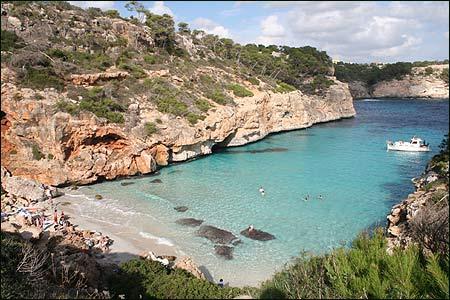 Traumbucht auf Mallorca