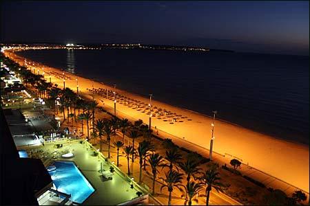 Platja de Palma - Unglaubliche Ruhe im Oktober