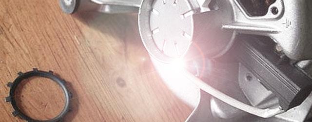 Schleudergang defekt? Waschmaschinenmotor und Tachospule prüfen!