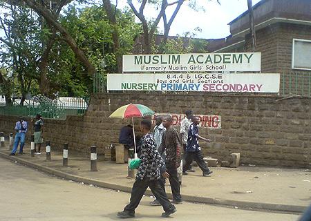 Muslim Academy in Nairobi