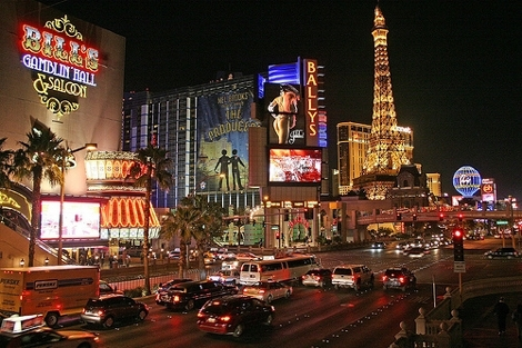 """The Strip"" - Las Vegas"
