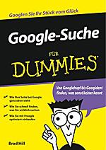 Google für Dummies aus dem Wiley-VCH Verlag