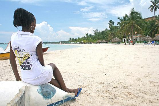 Strand von Boca Chica