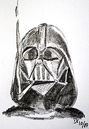 Darth Vader in cool