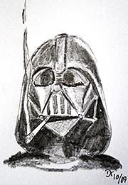 Darth Vader in cool