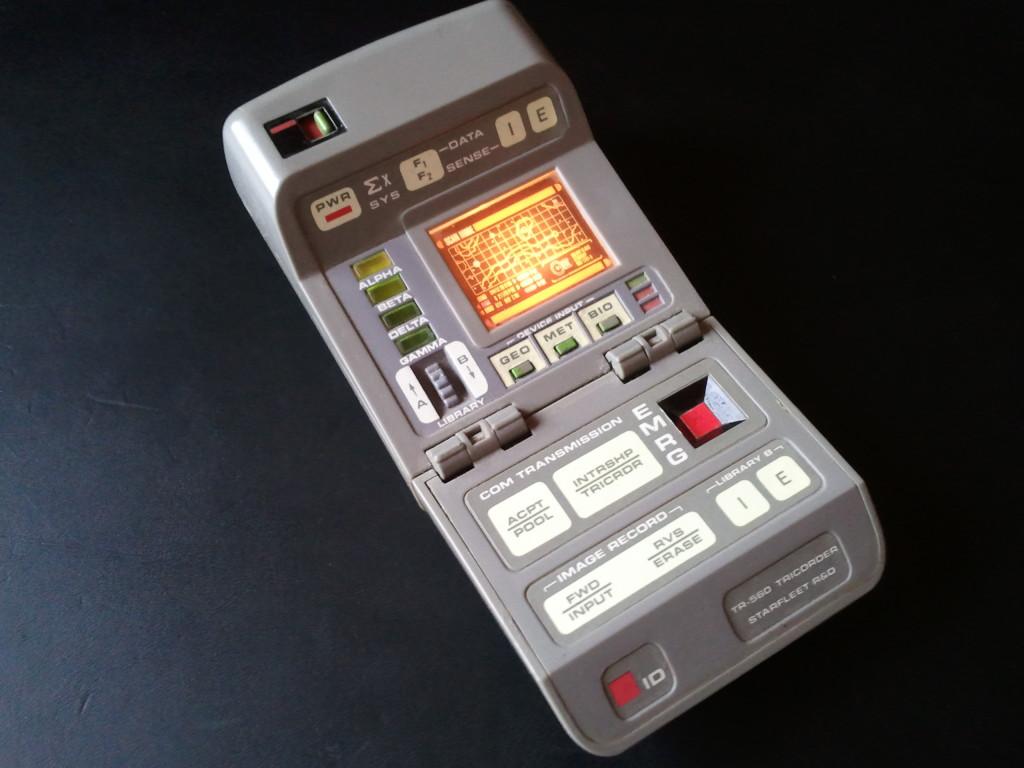 Star Trek TNG Tricoder