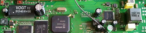 FritzBox defekt und Reparatur