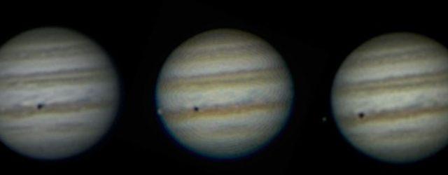 Jupiter mit Io