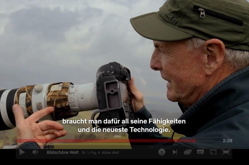 """Filmszene aus """"Bildschöne Welt"""": Doku oder Dauerwerbesendung?"""