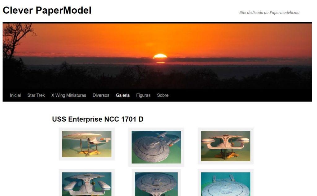 Zahlreiche Modelle der Enterprise und mehr gibt es bei Clever Santoro Lopez