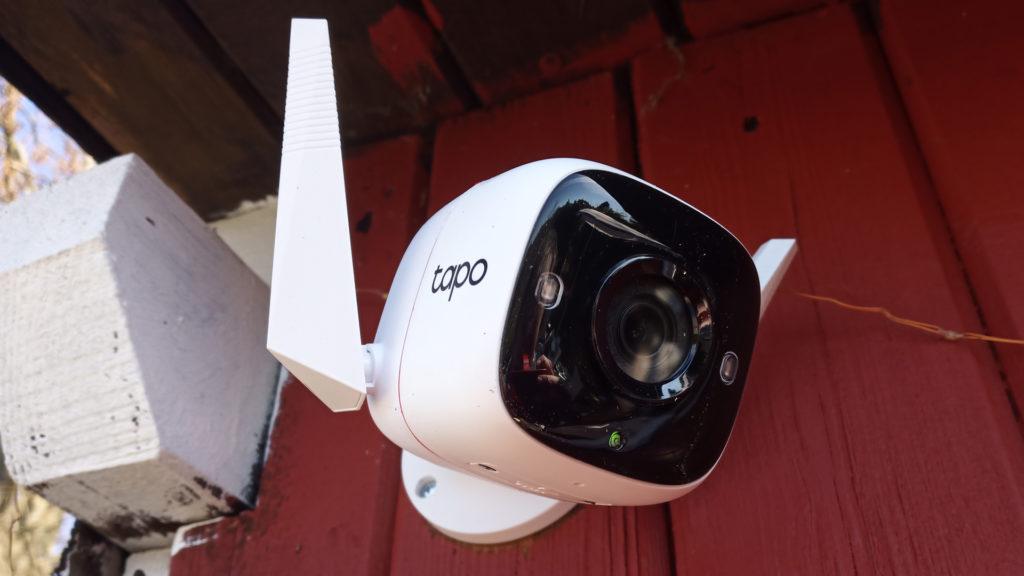 tp-link tapo c310 outdoor Kamera